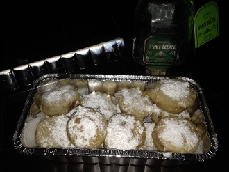 Patron Angel Food Bites