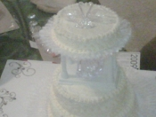 custom homemade wedding cakes